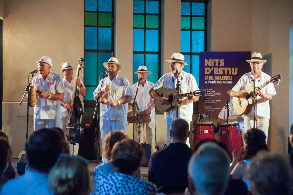 Música tradicional cubana desde Barcelona